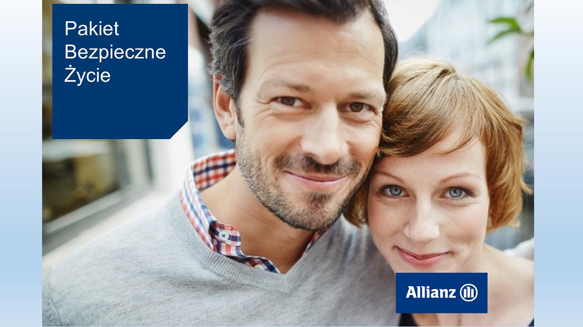 Pakiet Bezpieczne Życie PBŻ - Ubezpieczenie grupowe Allianz Żary